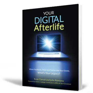 Your Digital Afterlife book